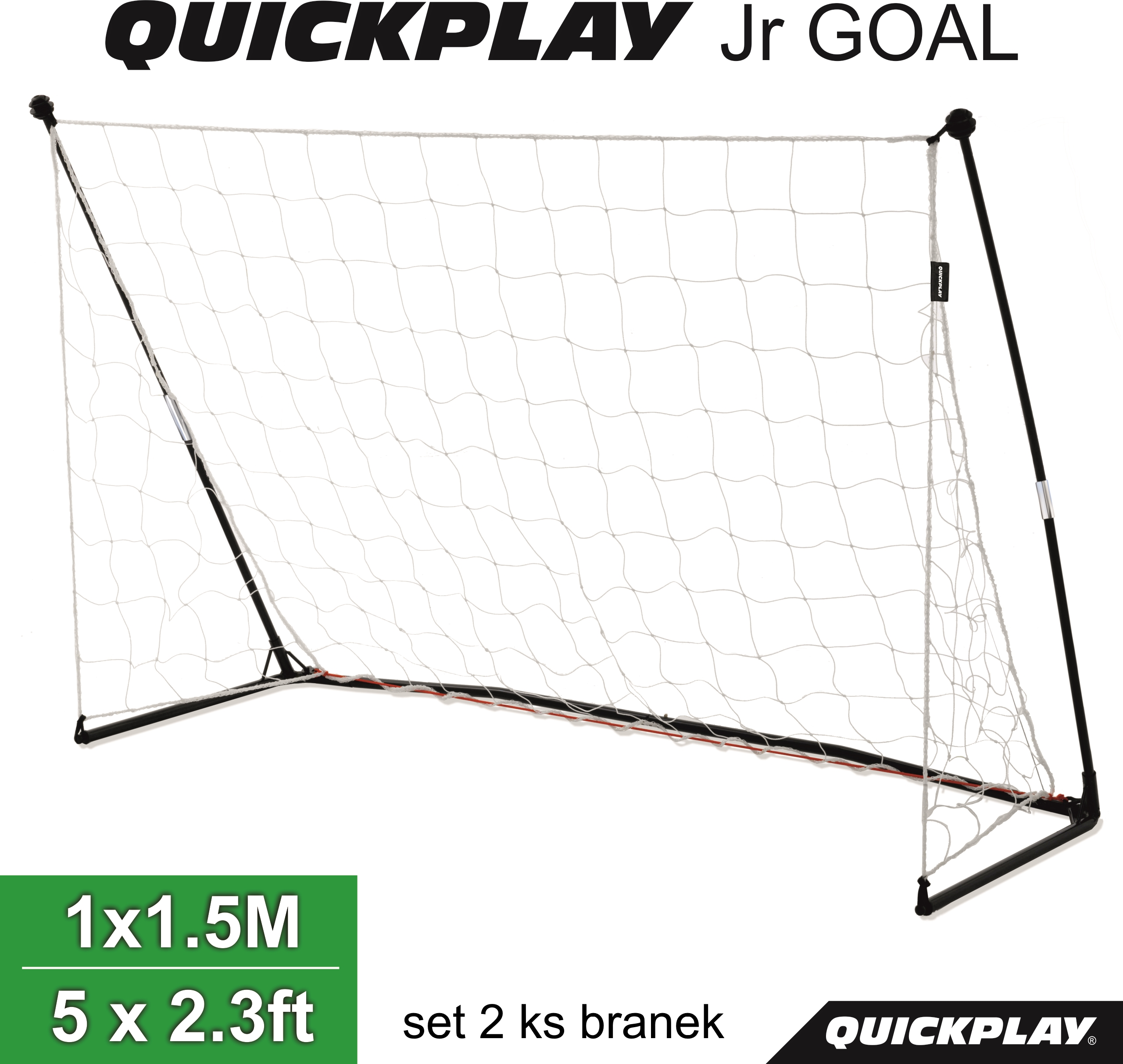 Set branek QuickPlay Junior 1,5x1m